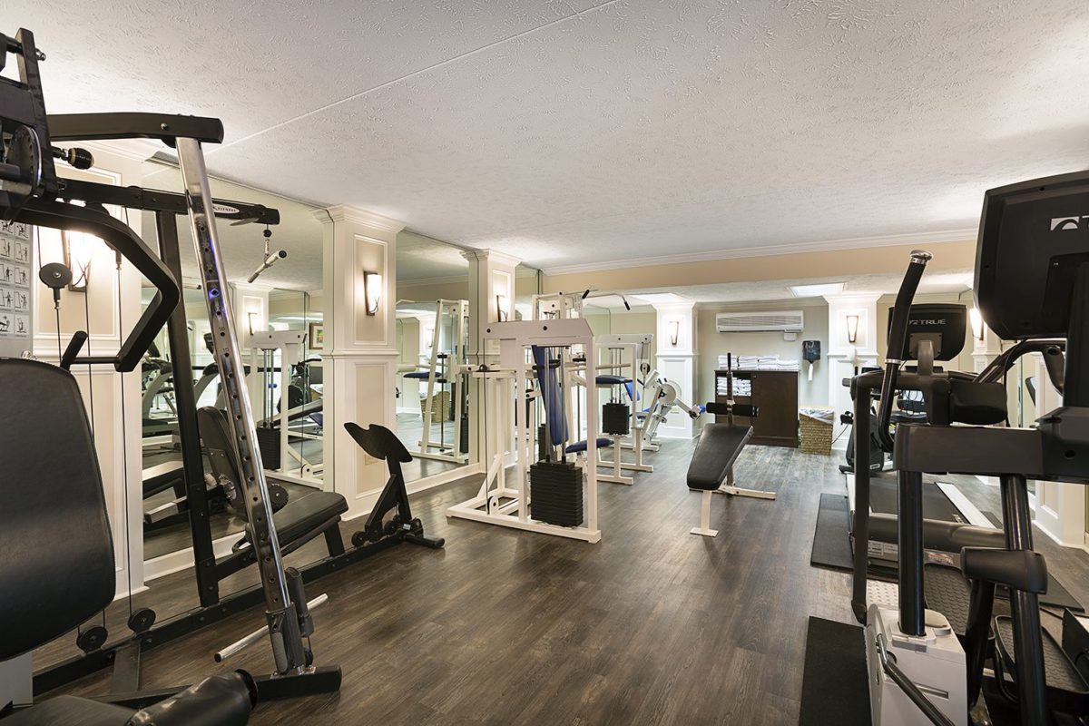 Sea Crest Fitness Room 2018 copy